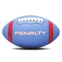 Bola Penalty Futebol Americano VIII Azul -