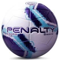 Bola Penalty Futebol De Campo Bravo XXI -