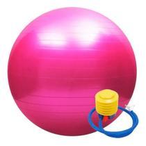 Bola Pilates Ginástica para exercícios com bomba de ar 65cm - Mb Fit