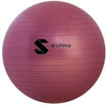 Bola pilates (suíça) 65cm - premium bordo - S\Pro