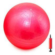 Bola Pilates Yoga Abdominal Ginástica Fitness 75cm Gym Ball - Atitude Mix