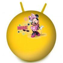 Bola Pula Pula Upa Upa Minnie Disney Junior 50x50 Vinil Alta qualidade - Zippytoys -