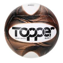 Bola Society Slick II Topper Exclusiva -