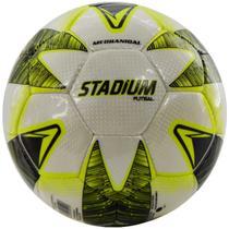 Bola Stadium Mechanical VII Costurada à Mão Futsal -