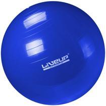 Bola Suica 65 Cm Liveup Azul Pilates Yoga -