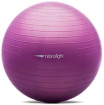 Bola Suíça Ginástica Pilates Fit Com Bomba - Hidrolight 45cm -
