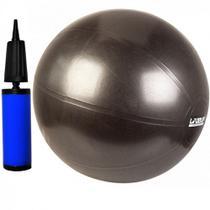 Bola Suica Melao 65 Cm Premium Suporta 300kg + Mini Bomba  Liveup -