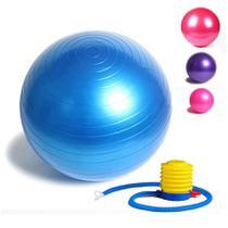 Bola Suíça Para Exercícios De Pilates Yoga Fisioterapia - Top Total