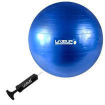 Bola Suíça para Pilates 65 CM Premium LIVEUP LS3222 65 PR com Bomba - Liveup Sports