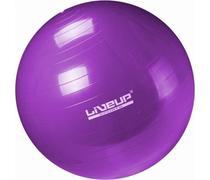 Bola Suíça para Pilates Antiestouro 55 Cm Premium - LIVEUP LS3222 55 PR -