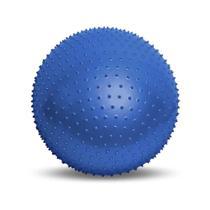 Bola Suiça Pilates Yoga Gym Ball 65cm Tipo Massagem Acte - Acte Sports