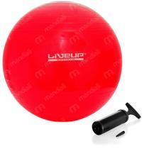 Bola Suica Premium 45 Cm Vermelha + Mini Bomba de Inflar  Liveup -