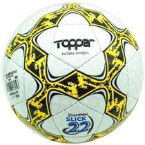 Bola Topper Futsal Oficial Slick 22 -