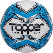 Bola Topper Slick Futsal Tech Fusion Impermeável -