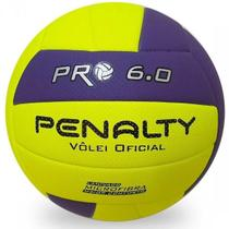 Bola Vôlei De Quadra Voleibol 6.0 Pro X Oficial Penalty -