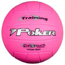 Bola Volley Ball Training Neon - Poker