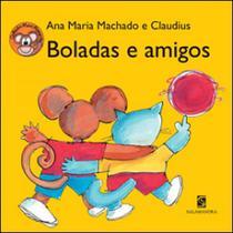 Boladas e amigos - coleçao mico maneco - Salamandra