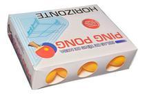 Bolas / Bolinhas De Ping Pong Laranja Caixa Com 12 Unidades - Horizonte