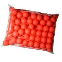 Bolas / Bolinhas De Ping Pong Vermelha Pacote C/50 Unidades - Horizonte