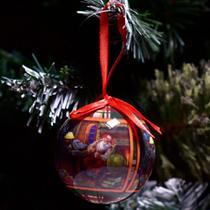 Bolas de Natal Winter com 14 Peças - Etna