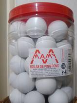 Bolas De Ping Pong Mamy - 48 Unidades -