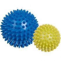 Bolas Massageadoras Relax Ball Fisioterapia - Mor -