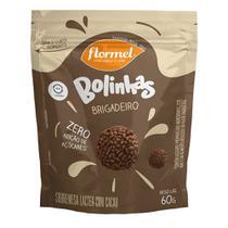 Bolinha De Brigadeiro Zero Açúcar 60g Flormel -