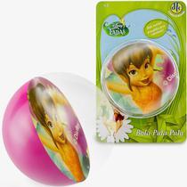 Bolinha de Silicone Importada Tinker Bell Fada Fawn Disney - Dtc