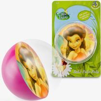 Bolinha de Silicone Importada Tinker Bell Fada Rosetta Disney - Dtc