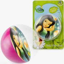 Bolinha de Silicone Importada Tinker Bell Fada Silvermist Disney - Dtc