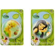 Bolinha Pula Pula Tinker Bell E Silvermist  Fadas Disney - Dtc
