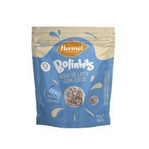 Bolinhas de Doce de Leite com Coco PT 60g 1 UN Flormel -