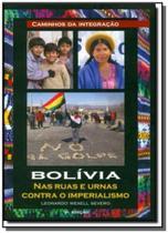 Bolivia nas ruas e urnas contra o imperialismo - Limiar