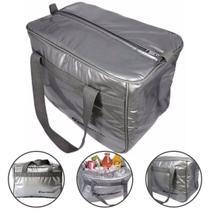 Bolsa 18 Litros Térmica Para Bebidas Lanche Praia Camping Viagem Bag Freezer - Sunflower