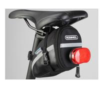 Bolsa Bag De Banco Selim Para Bicicleta Roswheel Reflexiva -
