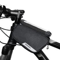 Bolsa Bag Quadro Bicicleta Roswheel Tripla Para Smartphone -