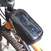 Bolsa Case Porta Celular Bicicleta Bike Quadro Smartphone - Gicalli
