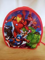 Bolsa costas avengers marvel- etilux -