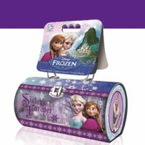 Bolsa De Metal - Disney Frozen - Intek -