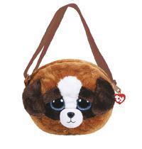Bolsa De Pelucia Ty Fashion Cachorro Duke Dtc 4963 -