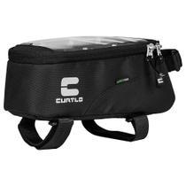 Bolsa de Quadro Phone Bag Plus para Bicicletas Curtlo -