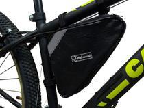 Bolsa De Quadro Triangular Bicicleta Porta Dctos Ferramentas - Kahawai Capas Impermeáveis