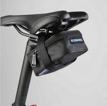 Bolsa de selim de bicicleta roswheel -