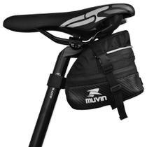 Bolsa de Selim Mtb Trail para Bicicleta - Muvin - BBK-300 -
