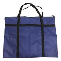 Bolsa De Transporte Base Corte A2 60X45 Patchwork Artesanato - Tudo Costura