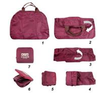 Bolsa de Viagem Dobrável e Compacta Jacki Design - ARH18610 -