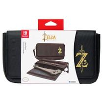Bolsa De Viagem The Legend Of Zelda Nintendo Switch Case - Hory