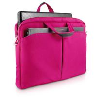 Bolsa feminina All Day notebook 15.6 pol rosa BO170 - Multilaser
