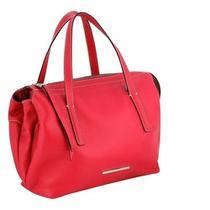 Bolsa feminina com três divisões tiracolo Sagga 5423 -