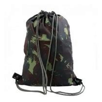 Bolsa Gym Bag Camuflado Exército Brasileiro - Atack -